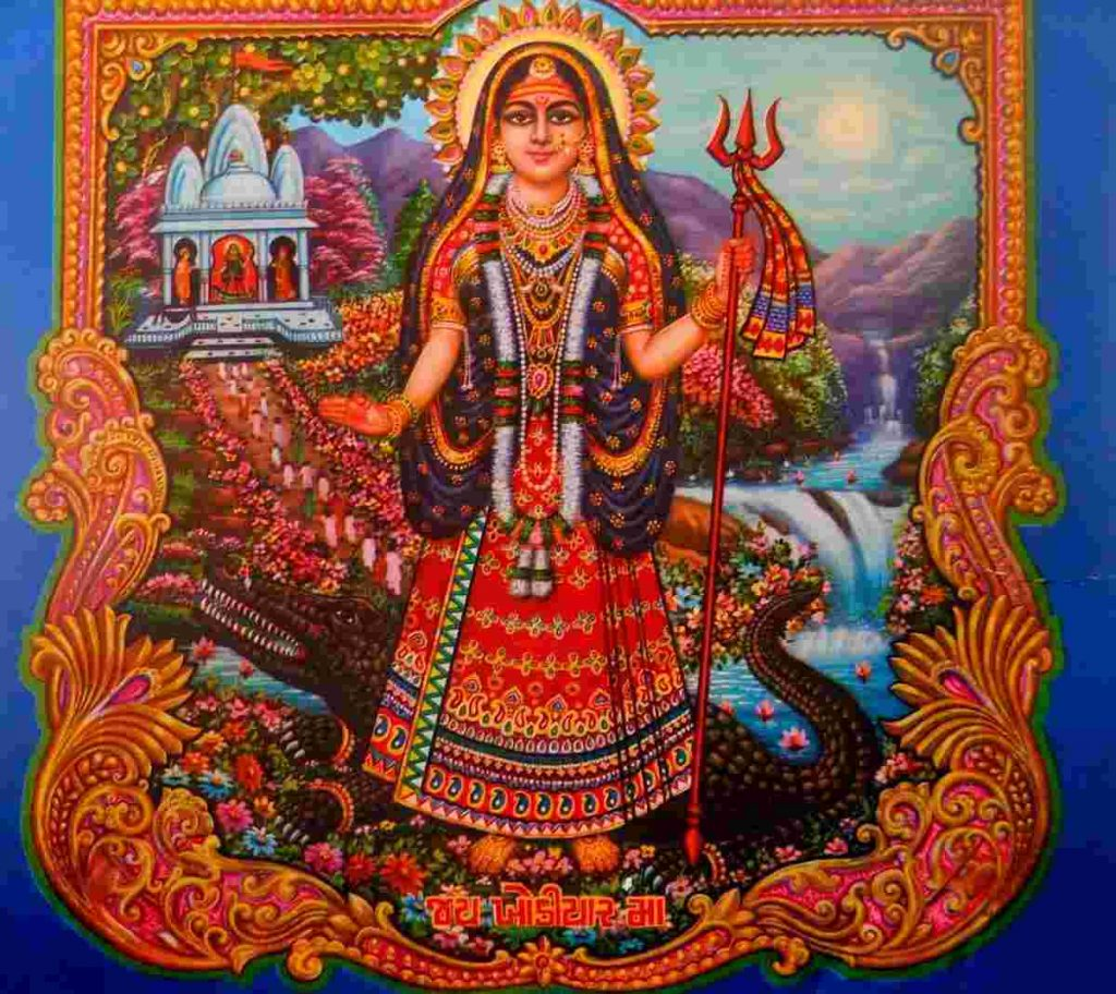 Bahuchara Mata, bahuchara mata hijra, hijra