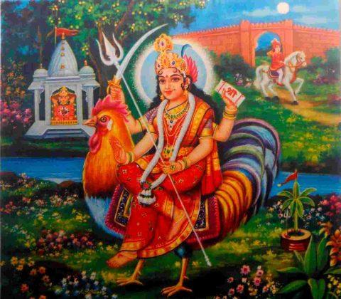 Bahuchara Mata, la deidad protectora del tercer género