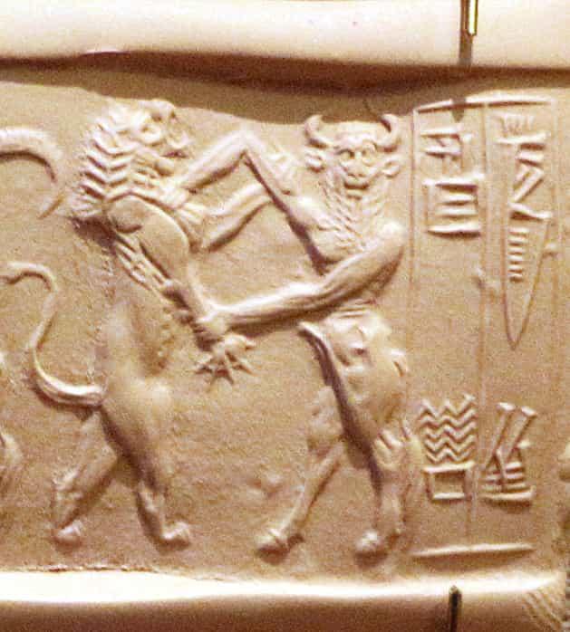 Gilgamesh y Enkidu, romance gay más antiguo,