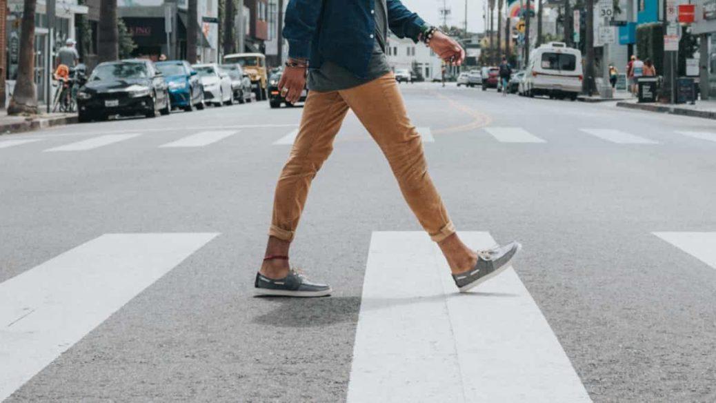 personalidad, tu personalidad por como andas, la personalidad por el modo de caminar, que dice tu forma de andar de ti